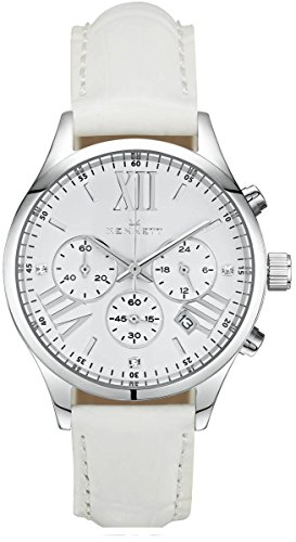 Ladies Kennett Lady Savro Empire Chronograph Watch LSESILWHWH