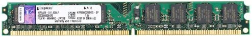 Kingston Valueram KVR800D2N6/2G 2GB 800MHz DDR2 Non-ECC Cl6 Dimm Desktop Memory