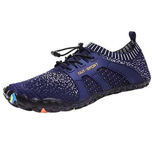 Kaister Herren Fitness Laufschuhe Neue Herrenschuhe Netz Schuhe Freizeit Sportschuhe sind im Sommerschuh atmungsaktiv (Boy Uggs Stiefel)
