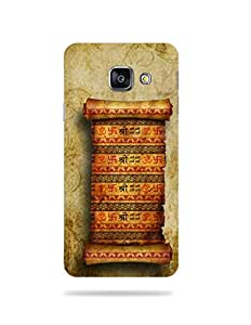 alDivo Premium Quality Printed Mobile Back Cover For Samsung Galaxy A3 (2016 Ed) / Samsung Galaxy A3 (2016 Ed) Printed Mobile Back Cover