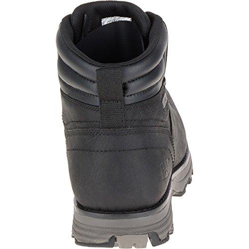 Caterpillar Cat calzature da uomo Caterpiller Sire impermeabile Boot shoe Black