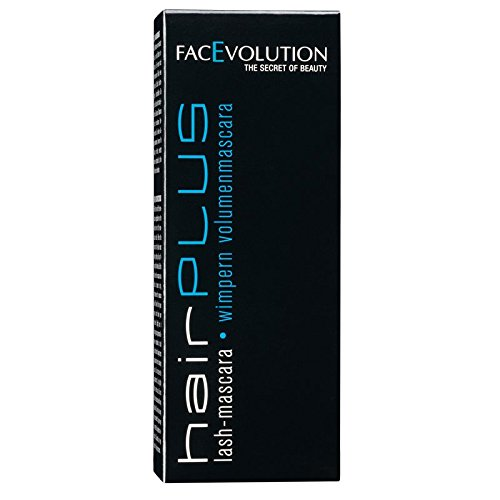 Facevolution Gel de Lash Mascara Noir 6 ml