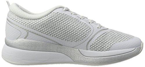 W Lotto Amf Iris Grau Wht Sneakers MT Damen Queen SLV qqI4Z