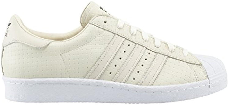 adidas Superstar 80's Woven Herren Sneaker Weiß -