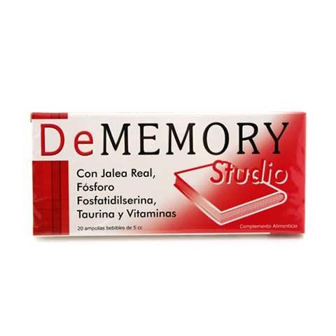 DeMemory STUDIO 30 Capsules