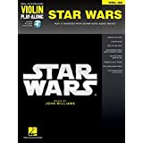 Star Wars: Violin Play-Along Volume 62 (Hal Leonard Violin Play-Along)