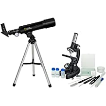 National Geographic Set Telescopio-Microscopio