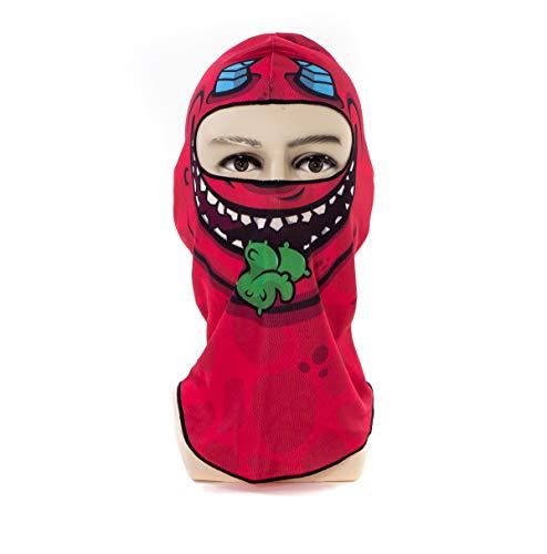 Preisvergleich Produktbild IOIOA Nahtlose Gesichtsmaske - Outdoor-Reitmaske,  Fahrrad,  Motorrad,  Windschutz,  Sonnenschutz,  Staubschutzmaske,  Kapuze, D