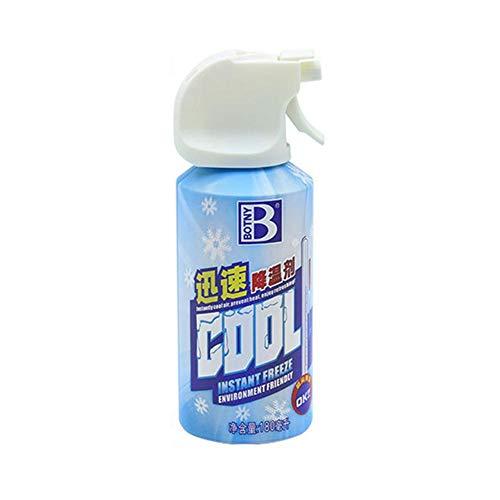 beautygoods Lufterfrischer-Spray, Sommer-Schnellkühlmittel - frischer milder Duft, Deodorant/Lufterfrischer -