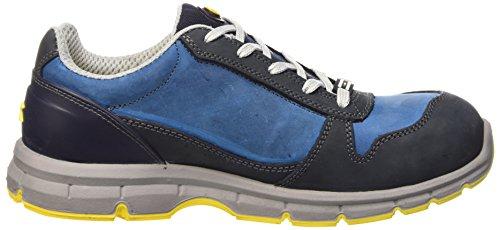 Diadora  Run Low S3 Src, Chaussures de sécurité mixte adulte Bleu (Blu Scuro/blu Cielo)