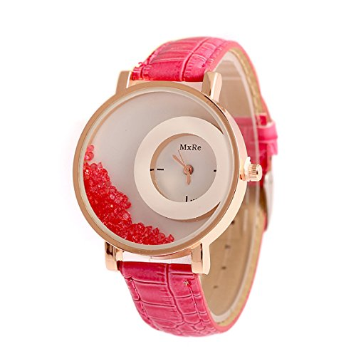Swadesi Stuff Analogue White Dial Girl's & Women's Watch -Maxrepink1