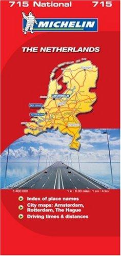 Netherlands 2007 par (Carte - Jan 8, 2007)