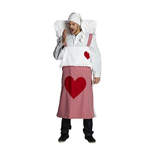 Schlafmütze Kostüm, Schlafrock Pyjamaparty Nachthemd