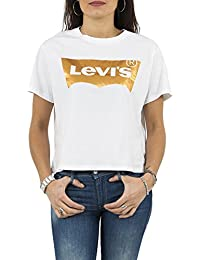 Camiseta Levis Graphic JV Blanco