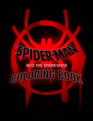 Spider-Man: Into The Spider-Verse Coloring Book por Collin Freez
