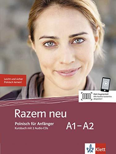 Razem neu A1-A2: Polnisch für Anfänger. Kursbuch mit 2 Audio-CDs (Razem neu / Polnisch für Anfänger)