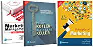 Marketing Management + Principles of Marketing - Philip Kotler Combo (Set of 2 books)