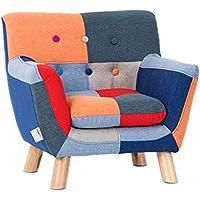 Preisvergleich für ALUK- small stool Kinderstuhl, einfache Moderne Sofa, lässig Mini-Sitz, Umweltfreundliche Materialien, schöne Farben, komfortabel und leicht