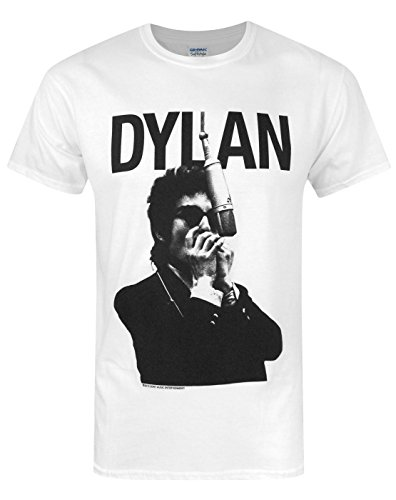 Uomo - Official - Bob Dylan - T-Shirt (S)