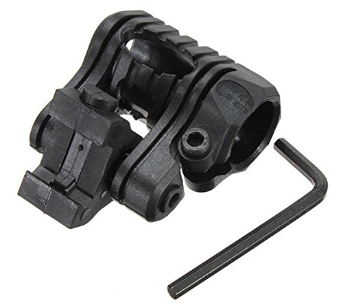 SaySure - Tactical 1inch / 25mm 5 Position For Airsoft Flashlight