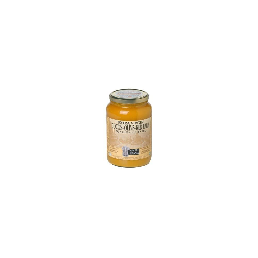 Amanprana Kokosl Mit Oliven Und Palml 1600 Ml