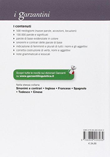 Zoom IMG-1 dizionario di italiano