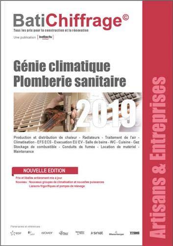 Génie climatique - Plomberie sanitaire