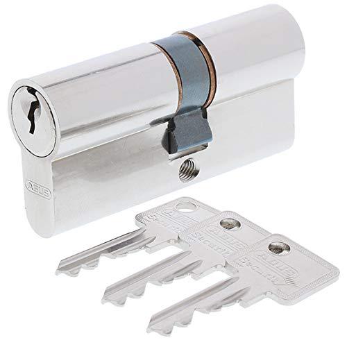 Cylindre de serrure profilé c 73 avec fonction débrayable emballé sous carton 35/50