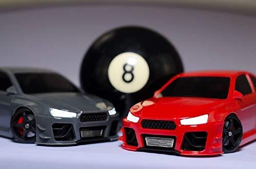 RC Auto kaufen Drift Car Bild 3: Dr!ft Red Turbo Modellauto mit realistischer Fahrdynamik*