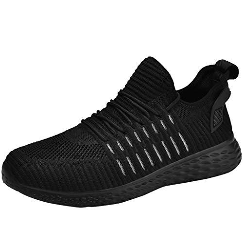 KERULA Sneakers, Unisex-Erwachsene Leichter Perforierter Low Top Offroad Sport Sneaker Laufschuhe Fashion Wild Mesh Breathable Rutschfeste Turnschuhe LäSsige füR Damen & Herren