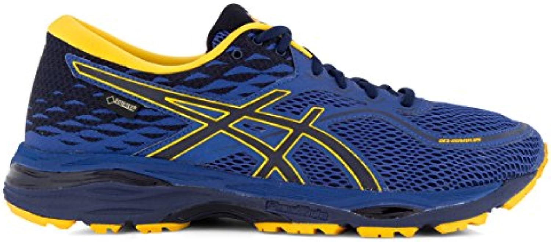 Asics 'Hombre – Zapatillas de running Gel Cumulus 19 GTX, nachtblau (301), 46,5