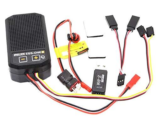 Integy RC Model Hop-ups C27871 Sense Innovations ESS One+ 2017 Version Engine Sound System for R/C Vehicle