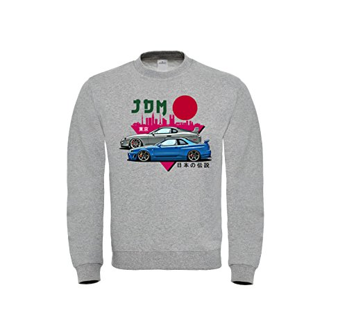 Supra Skyline Hoodie Nissan r34 GTR Unisex Sweatshirt Tuned Toyota Supra JDM Legends Turbo Petrol Monsters Clothing