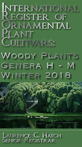 OROC International Register of Ornamental Plant Cultivars: Woody Genera H - M (English Edition)