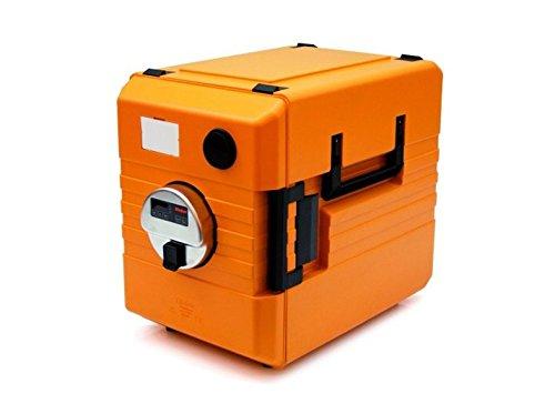 Rieber 1000 K-B Thermoport 4.0 zuheizbar Thermobehälter Speisetransportbehälter Thermobox -20°C bis + 95°C