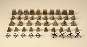 Italeri - I6147 - Maquette - Figurine - Obstacles Anti-Chars - Echelle 1:72