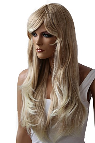 - Erwachsene Blonde Alice Perücke