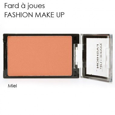 Fashion Make Up - Maquillage Fard À Joue Blush 04 - Couleur : Miel