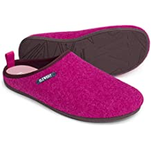 ELEWERT® - Natural - Zapatillas de Estar por casa, Hechas en España, Confort