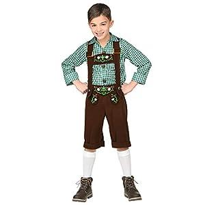WIDMANN Disfraz de Tirolés Mirko para niño T-2/3 años