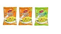 KRISHNA FOOD PRODUCTS Super & Tasty Poha, Combo 3Kg (Pack of 3)