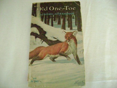 Portada del libro Old One-toe
