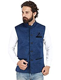 0c02f843d04b Waistcoat  Buy Waistcoats online at best prices in India - Amazon.in