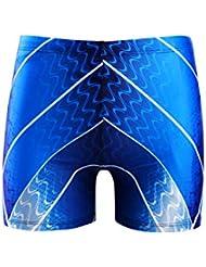 Demarkt Summer Homme Shorts De Bain Boy's Maillot De Bain Beach Surf Swimwear Sport de Plein Air Taille Asiatique