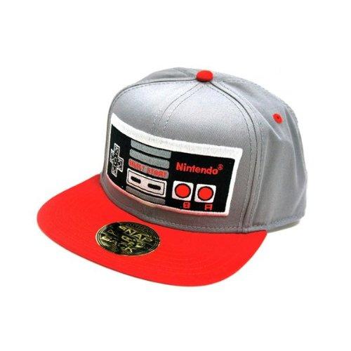 Nintendo - Controller (Cappellino Con Visiera)