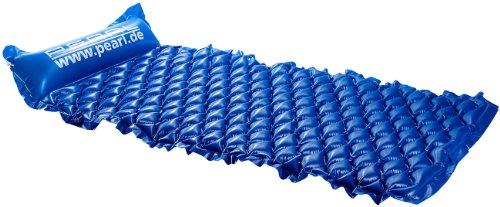 PEARL Wasserhängematten: Komfort-Luftmatratze für ideale Liegebedingungen auf dem Wasser (Wasser-Hängematte)