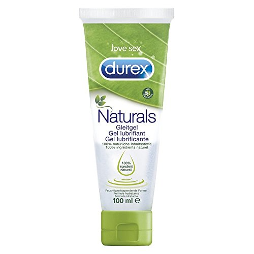 Durex Naturals Gleitgel 100 ml (1)