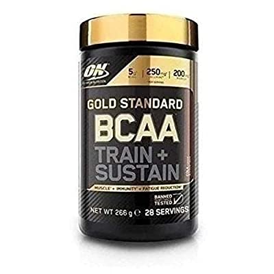 Optimum Nutrition Gold Standard BCAA 266g from Unknown