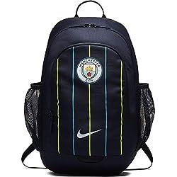 Nike Nk Stadium MCFC Bkpk, Mochila Unisex Adultos, Multicolor Obsidian/Dark O, 15x24x45 cm (W x H x L)