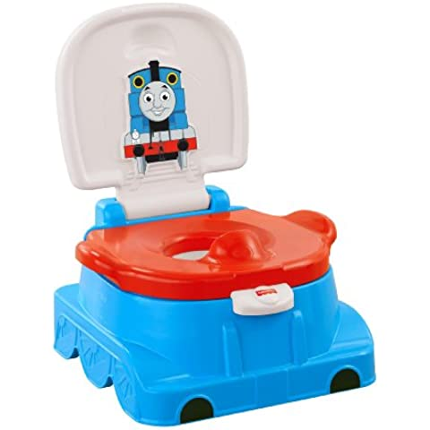 Fisher Price Baby Gear Bdy85 - Vasino di Thomas 3 in 1 - Blu Potty